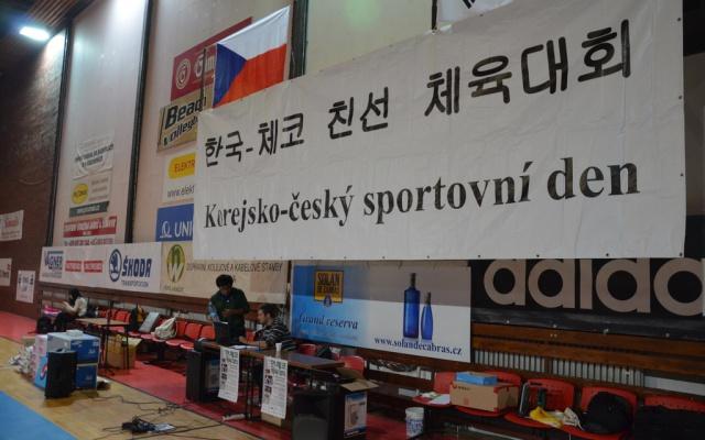 3. Korejsko-český sportovní den