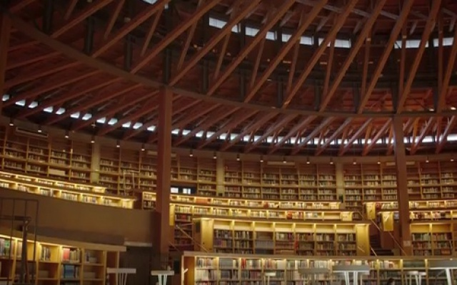 Knihovna Nakajima