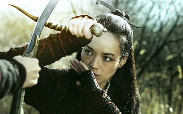 Shu Qi ve filmu Assassin