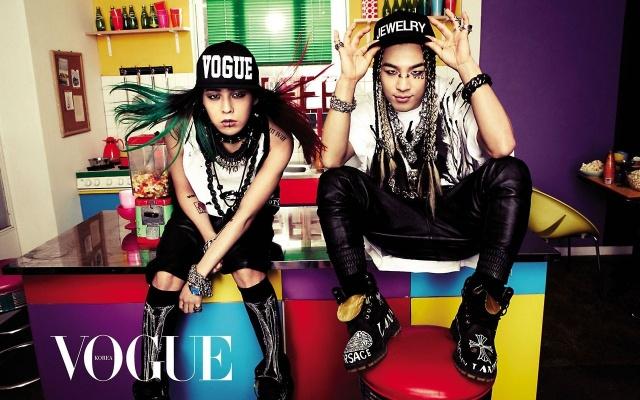 GD a Taeyang