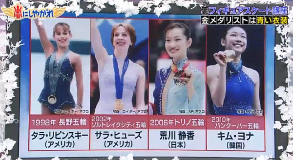 olympijské vítězky v krasobruslení