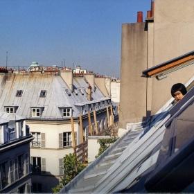O tom, jak se Mirai v Paříži líbilo, si každý může udělat vlastní obrázek