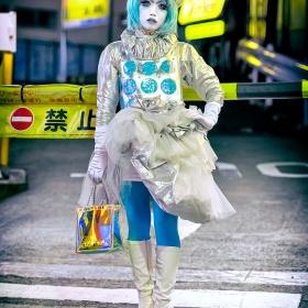 Minori je dnes již klasika, kterou zná na ulicích Harajuku téměř každý...