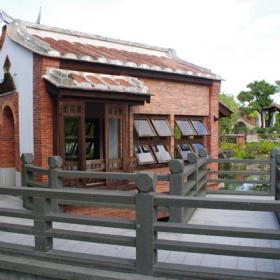 Dům ve stylu pavilonu